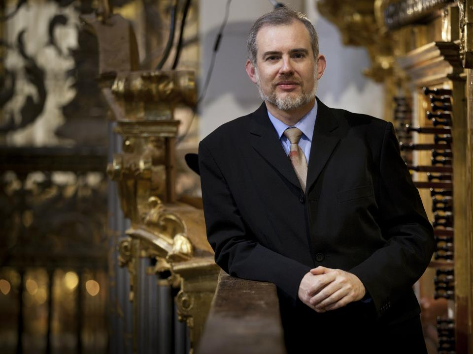 アンドレス・セア・ガラン氏によるスペインオルガン音楽のマスタークラス